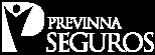 Logotipo Negativo - Previnna Seguros